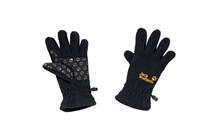 Jack Wolfskin Kids Fleece Glove gants noir